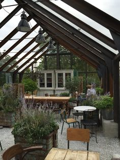 Gotland greenhouse