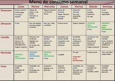 Nutrition Lessons For Kids Product Healthy Menu, Healthy Eating Recipes, Healthy Life, Meal Plans To Lose Weight, Lose Weight Quick, 2017 Diet, Fitness Diet, Health Fitness, Menu Dieta