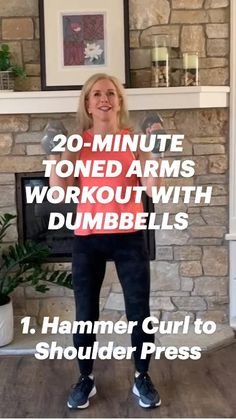 Gym Workout Videos, Gym Workout For Beginners, Fitness Workout For Women, Easy Workouts, Fitness Diet, Fitness Motivation, At Home Workout Plan, At Home Workouts, Senior Fitness