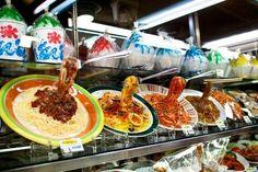 Japan's Mouth-Watering Plastic Food Displays