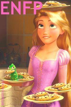 ENFP Rapunzel