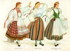 alli touri - Koivisto, Seiskari, Keski-Karjala = Sortavala Folk Costume, Costumes, Ancient History, Paper Dolls, Finland, Disney Characters, Fictional Characters, Disney Princess, Countries