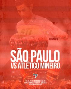 São Paulo vs Atlético-MG