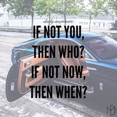 And If not all in Then why? by daily.motivate