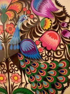 Wycinanki Lowickie - a gorgeous design!