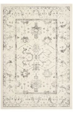 Safavieh Porcello PRL3741B Ivory Rug | Contemporary Rugs