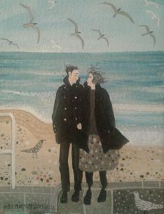 Dee Nickerson - Just You and Me and a Few Seagulls