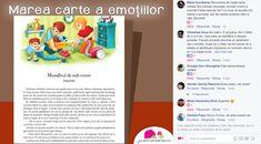 Marea carte a emotiilor - http://bit.ly/2BW7RXo