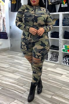 US$ 14.49 US$ 20.70 Orange Fashion, Brown Fashion, Denim Fashion, Fashion Outfits, Purple Fashion, Style Fashion, Girl Fashion, Camouflage Fashion, Short Curly Wigs