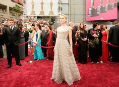 """Reese Witherspoon looked like a winner in 2006 when she won for her performance as June Carter in """"Walk The Line"""" while wearing Christian Dior."""