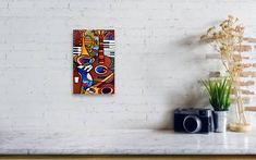 Wall View 001 Body Painting Men, Canvas Art, Canvas Prints, Got Print, Hanging Wire, Canvas Material, New Art, Wooden Frames, Fine Art America