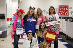 vocabulary parade | Check out a few pictures and a video from this fun-filled event!