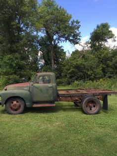 pictures of rat rod trucks 1949 Chevy Truck, Vintage Chevy Trucks, Chevy Trucks Older, Chevy Diesel Trucks, Dually Trucks, Chevy Pickup Trucks, Classic Chevy Trucks, Gm Trucks, Chevy Pickups