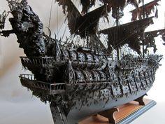 flying dutchman ghost ship ...