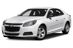2015 Chevy Malibu and Its Rivals