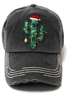 ad1478572bb16 CAPS  N VINTAGE Women s Santa Hat