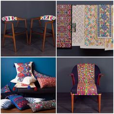 We have an insatiable obsession with @arumfellow and their absolutely gorgeous handwoven Guatemalan fabrics. They came into the office last week and we can't get them out of our mind! #arumfellow #guatemalan #guatemala  #handwoven #handmade #woven #cushions #chairs #furniture #upholstery #colour #pattern #ethnic #fairtrade #fabric #interiordesign #interiordesigner #interiordesigninspo #inspiration #dreamhome #dreaminterior #kellingdesigns #kellinginterior #kellingloves