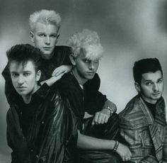Depeche Mode Photo Dave Gahan Martin Gore Electronic Rock Press Promo 8x10 1998