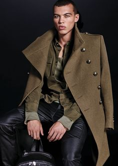 Take Another Look at Balmain for H&M