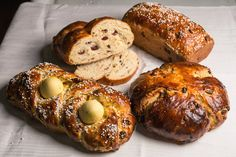 Holiday Bread for Easter. Click the link to read David Tanis's complete recipe. (Photo: Fred R. Conrad/The New York Times)
