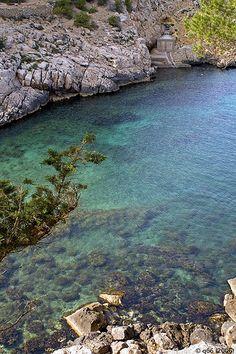 Cala San Vicenç - Island of Eivissa (Ibiza) Balears, Spain Menorca, Eivissa Ibiza, Ibiza Formentera, Ibiza Town, Ibiza Beach, Places To Travel, Places To Go, Ibiza Travel, Balearic Islands