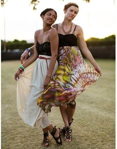 "Check out Morgan Everett's ""Love Coachella fashion."" Decalz @Lockerz"