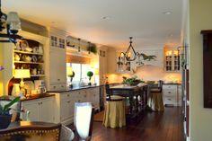 The Polohouse: Kitchen