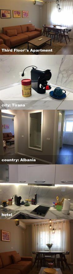 Third Floor S Apartment City Tirana Country Albania Hotel Three Floor Tirana Apartment