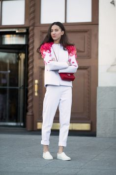 The best street style from Moscow Fashion Week: