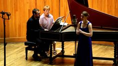 Alison Wahl sings War, He Sung, is Toil and Trouble from Alexander's Feast; Handel Aria Competition.