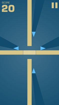 Gate -  Very simplistic cool little game. Tickle your spinal cord.