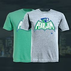 Celebrate Sunday's thrilling Seattle @Seahawks win with the PJ x @AmesBros gear. T-shirts and hoodies available. Portions of proceeds benefit Food Lifeline (link in bio). #PearlJam #AmesBros #Seahawks #NFL