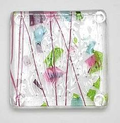 Coasters - Latta's Fused Glass