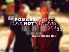 Save Rock and Roll | Fall Out Boy | Photo credit to  patrick-stumps on Tumblr