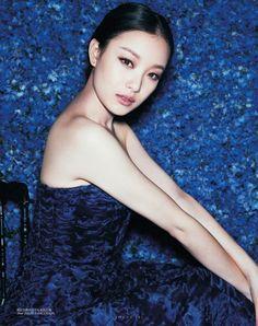 Ni Ni in Dior Haute Couture by Ward Ivan Rafik