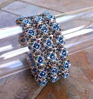 MyAmari: Cascade of Pearls Free Bracelet Pattern