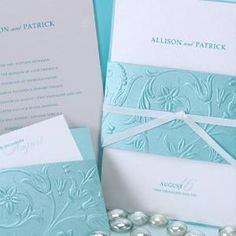 Every girl loves her Tiffany blue! Here are some great ideas for a Tiffany Blue themed wedding: Tiffany Blue Invitations, Blue Wedding Invitations, Wedding Invitation Wording, Wedding Themes, Wedding Stationery, Wedding Blog, Wedding Ideas, Invitation Ideas, Invites