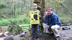 'Children at Nature Play' sign maker wants kids outside