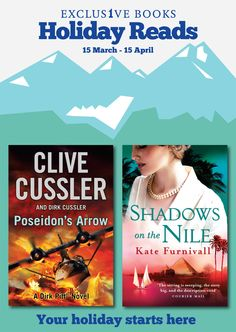 Clive Cussler, It Works, Campaign, Novels, Reading, Holiday, Books, Vacations, Libros