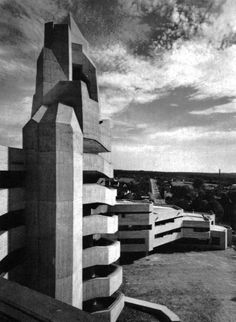 Town Hall, Bensberg, Germany, 1965-67