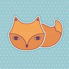 little fox ©céline voisin
