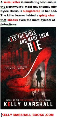 Each new sundown may be someone's last. Kiss the Girls and Make Them Die is a haunting, terrifying journey, and I dare you to breathe during the final fifty pages.