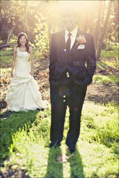 another from @Amelia Rosales Sánchez Lyon. #sunflare #wedding #photography