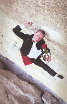 La Rose et le Vampire | 8B  BUOUX www.mammut.ch/rockclimbing Anna Stöhr & Antoine Le Menestrel #climbing #rockclimbing #mammut