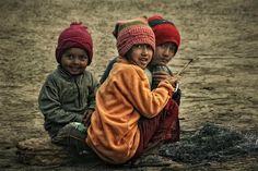 Children Photography - Photograph by Yvette Depaepe