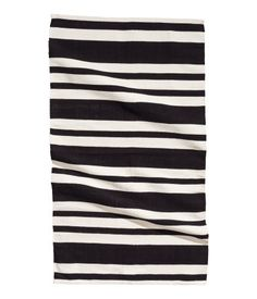black and white rug Decor Interior Design, Interior Decorating, White Couches, House On The Rock, H&m Home, White Rug, Black White, Striped Rug, Bold Stripes