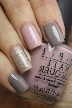 36 Simple Winter Nail Art Ideas for 2018 - 36 Simple Winter Nail Art Ideas . - 36 Simple Winter Nail Art Ideas for 2018 – 36 Simple Winter Nail Art Ideas for 20 … – - Minimalist Nails, Green Nails, Purple Nails, Black Nails, Burgundy Nails, Orange Nails, Winter Nail Art, Winter Nails, Fall Nails