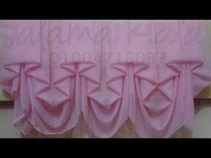 عمل ستارة 2×1 (الجزء الثانى) Work curtain 2 × 1 (Part 2) - YouTube