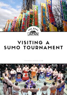 Although it has lost its top spot as Japan's most popular national sport (that now goes to baseball), sumo and the massive, largely naked, and iconic wrestlers that are the symbol of this most ancient of Japanese pastimes, remains the quintessential Japanese sport, CLICK HERE to read the full article....