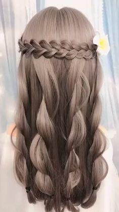 18 Greatest Long Hairstyles for Women with Long Hair in #braidsforlonghair